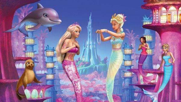 277 barbie et le secret des sir nes 10 5 20 - Barbi la sirene ...
