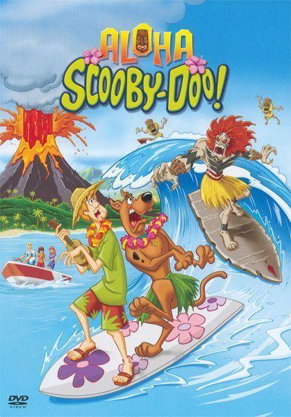 132. Aloha Scooby-doo ! (14/20)