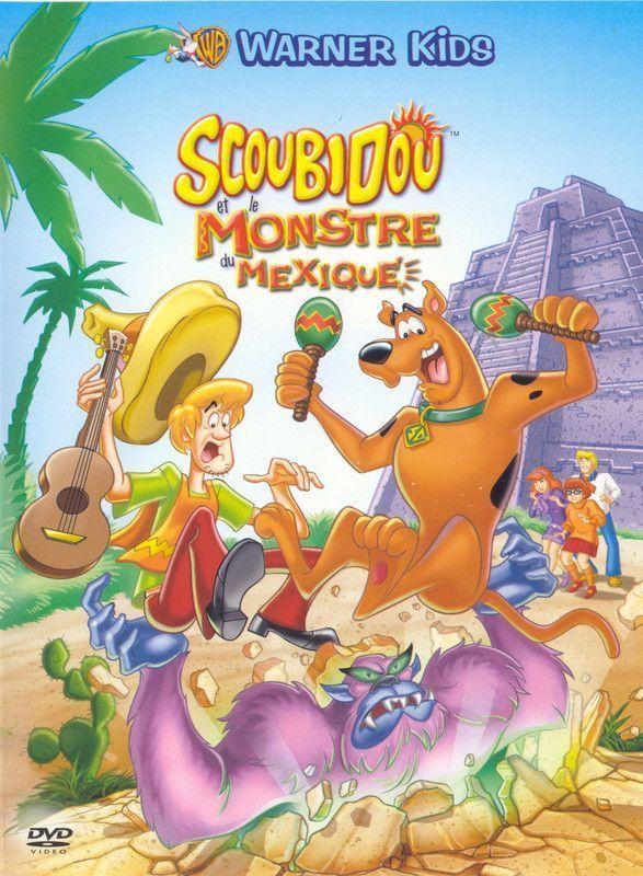 54. Scoubidou et le monstre du mexique (13.5/20)