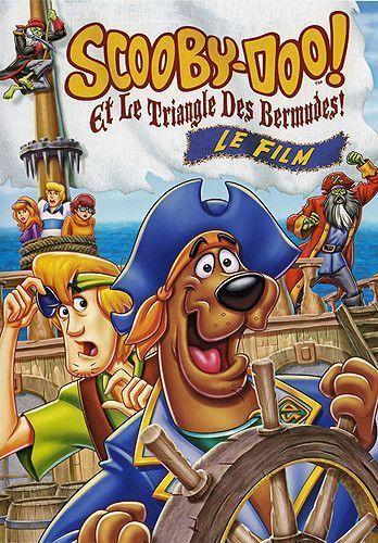 Scooby-Doo - Scooby-Doo et le triangle des Bermudes affiche