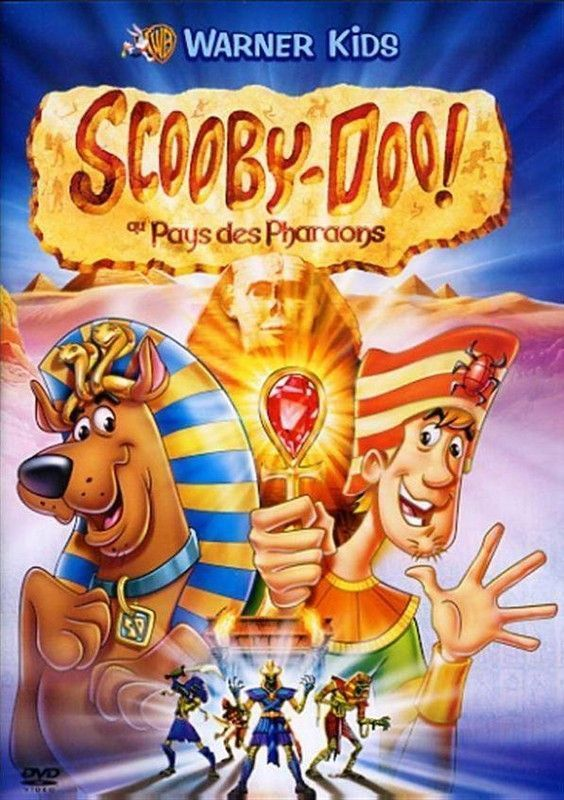144. Scooby-doo au pays des pharaons (16.5/20)